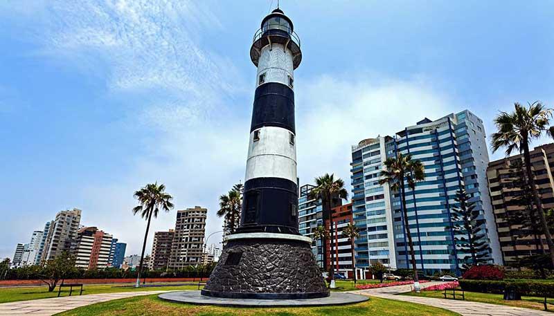 Verão em Lima e no Peru