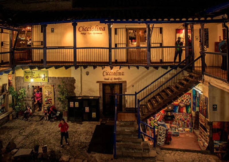 Restaurante Cicciolina em Cusco