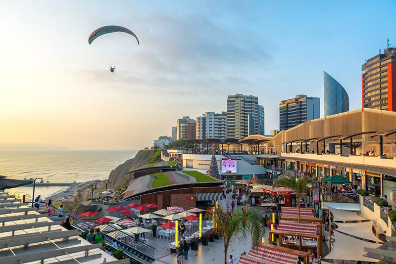 Clima e temperatura em Lima