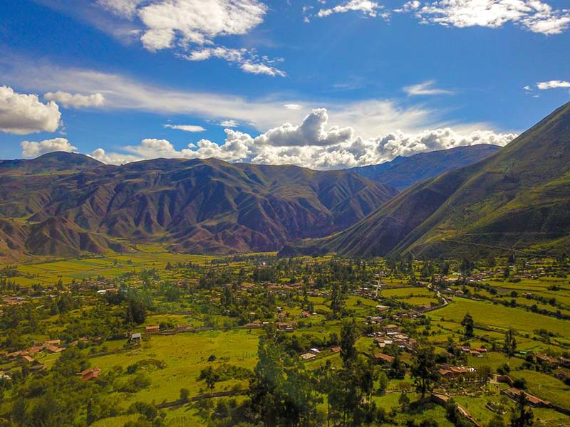 Vale Sagrado dos Incas Urubamba