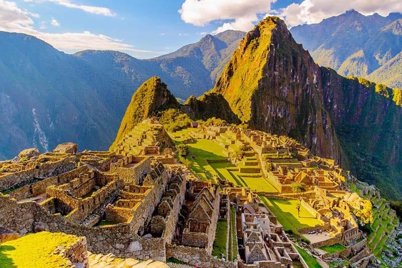 Vale Sagrados dos Incas no Peru