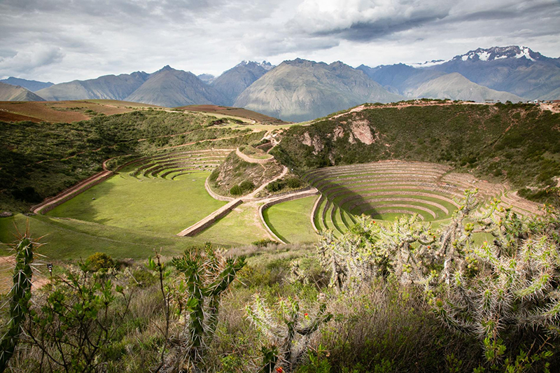 Valle Sagrado no Peru