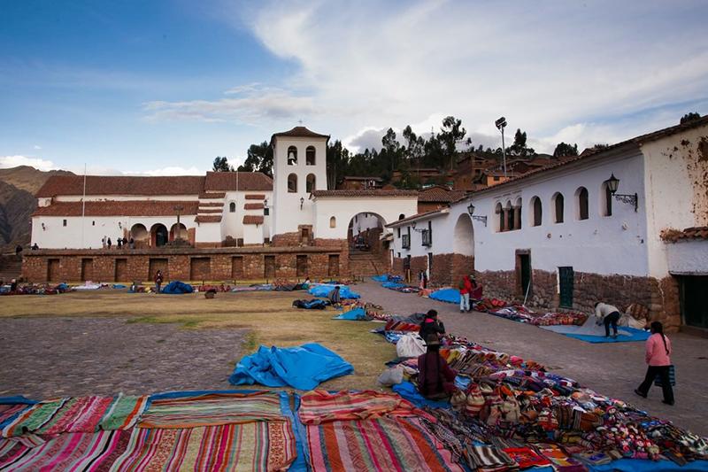 Chinchero em Cusco