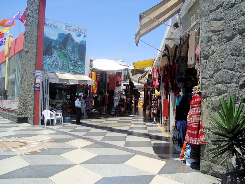 Avenida Petit Thouars em Lima