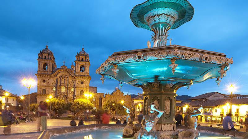 Quando viajar para Cusco