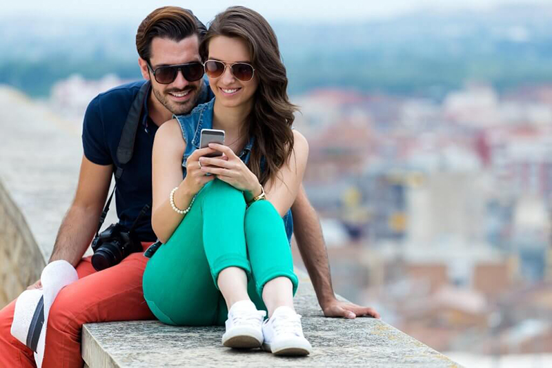 Como usar seu celular à vontade em Lima