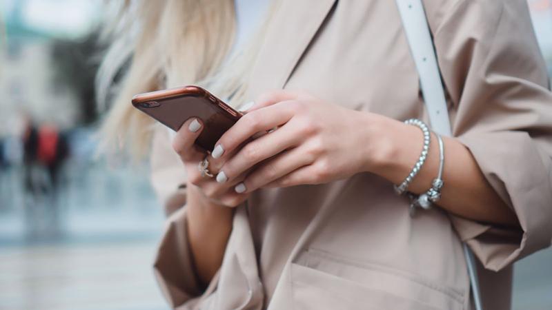 Uso do celular no Peru