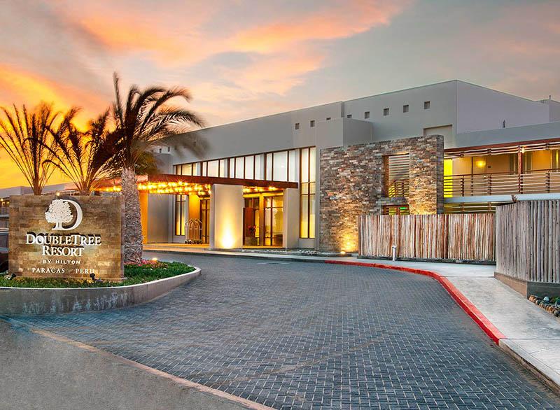 Hotel da rede Hilton em Lima no Peru