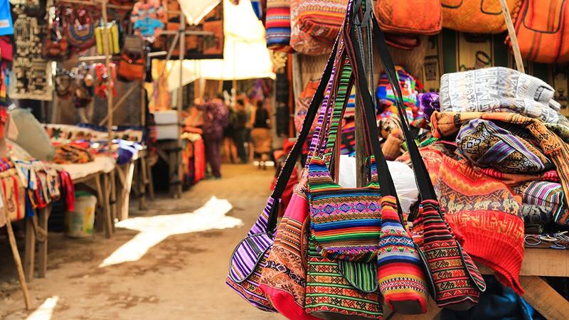 Artesanato em Cusco