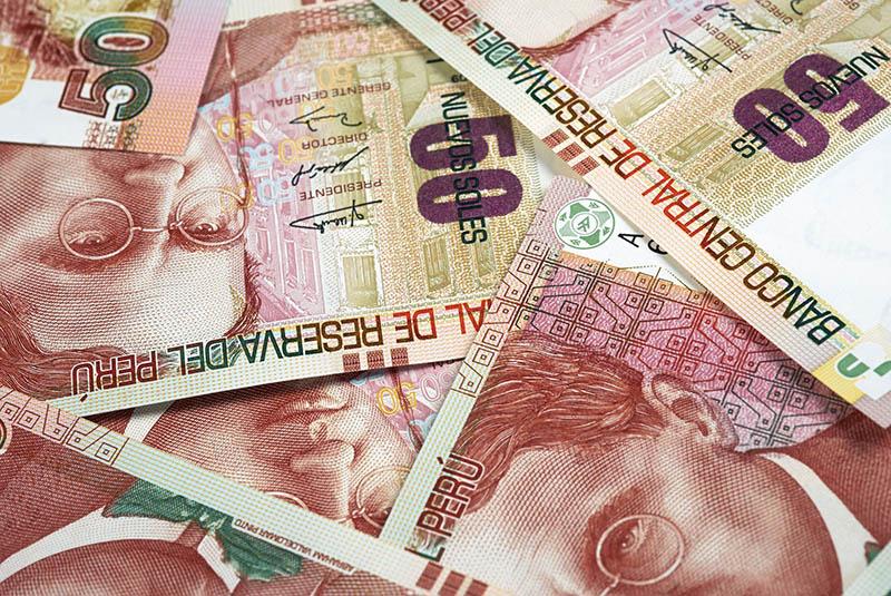 Como levar dinheiro para Lima