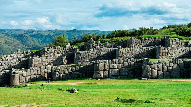 Sítios arqueológicos em Cusco