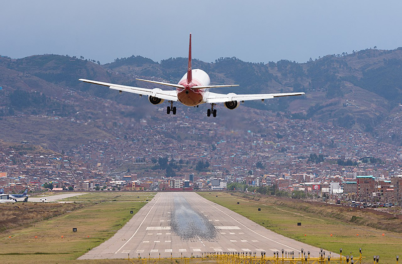 Como ir do aeroporto de Cusco até o centro turístico