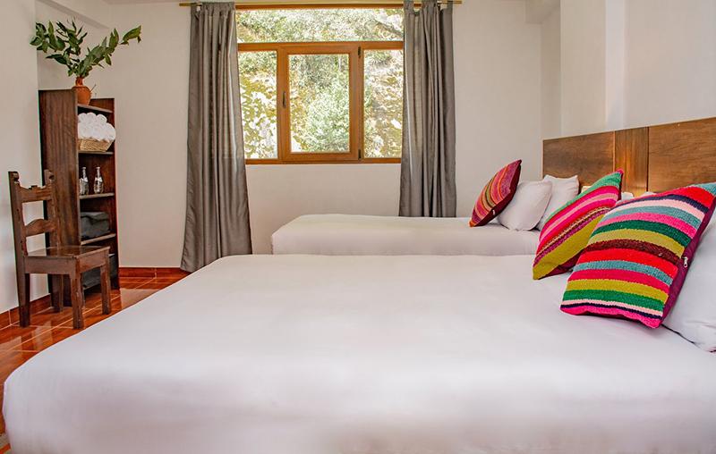 Suíte do Susanna Inn Machu Picchu Hotel