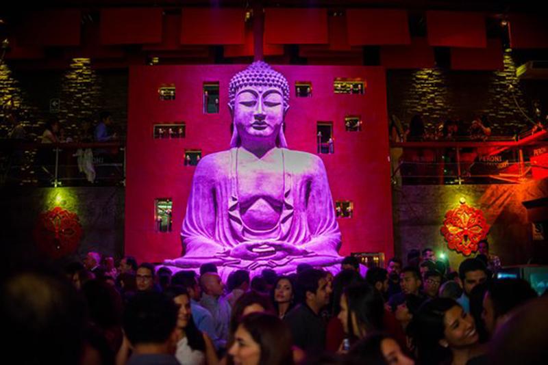 Bar Sukha Buda Lounge em Lima
