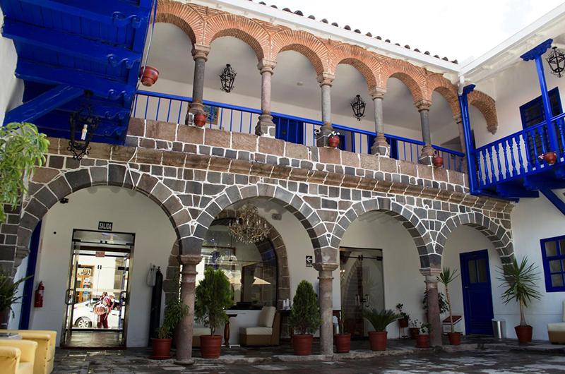 Casa Garcilaso em Cusco