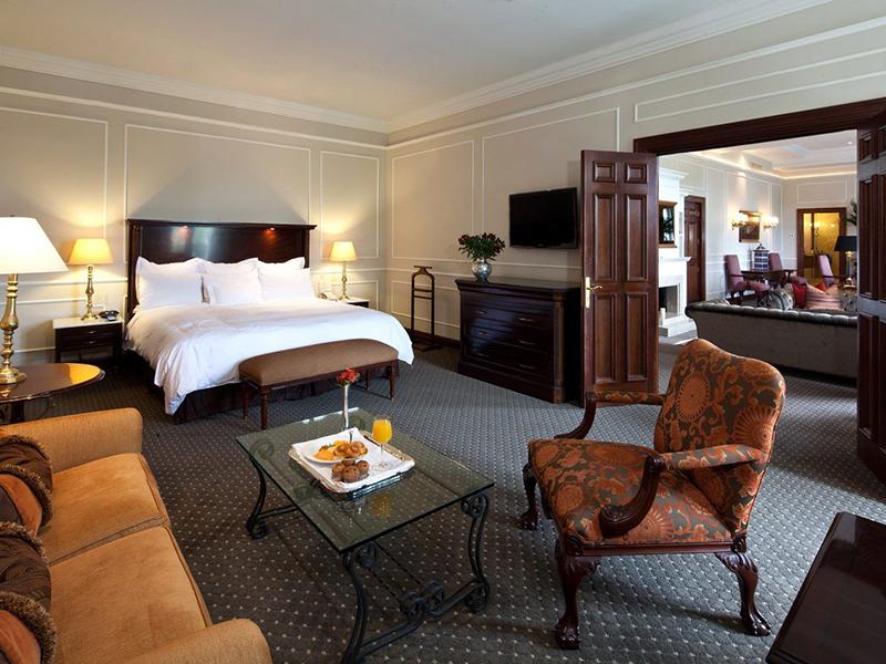 Suíte do Country Club Lima Hotel