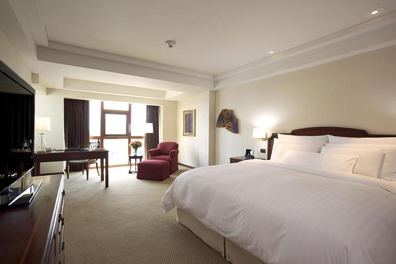 Suíte do Hotel Swissotel em Lima