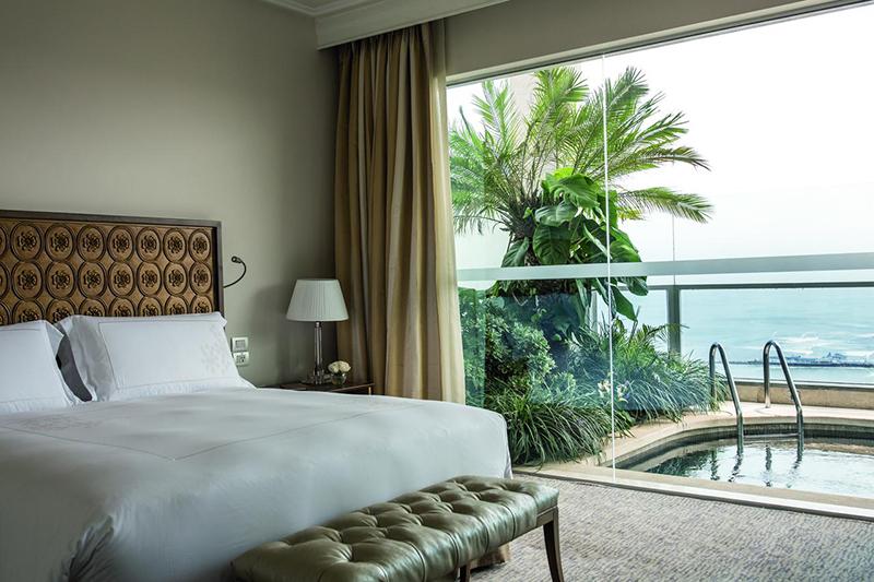 Melhores hotéis de luxo em Lima
