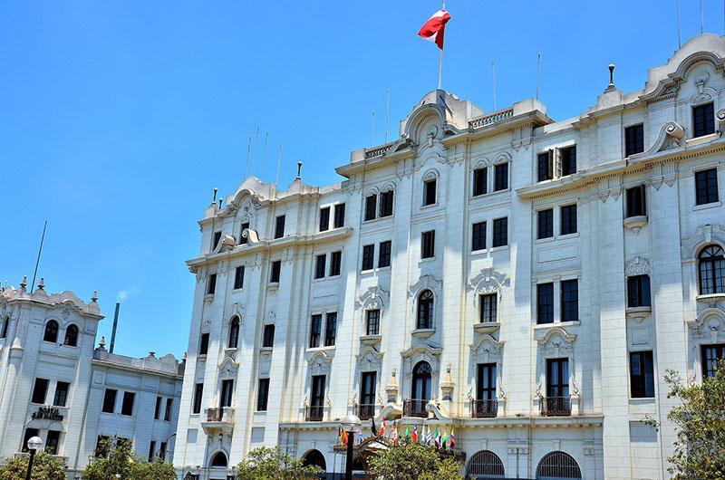 Gran Hotel Bolivar em Lima