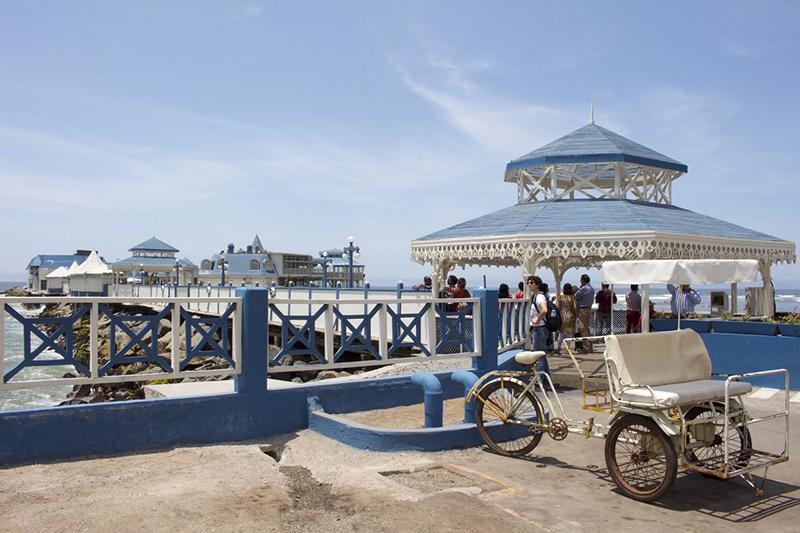 Restaurante La Rosa Nautica em Lima