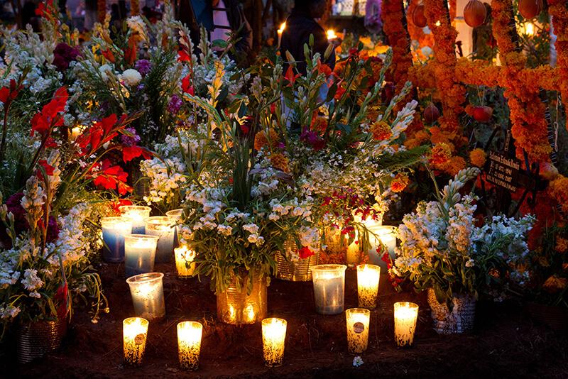 Día de todos os Santosno Peru