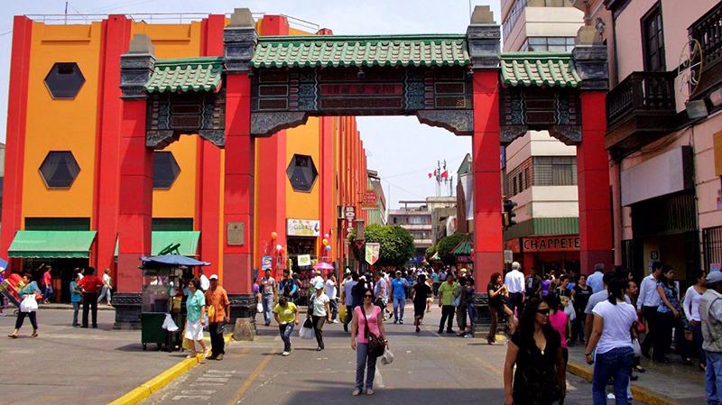 Bairro Chinês de Lima