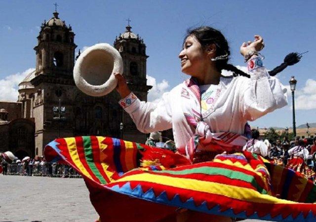 Principais cidades do sul do Peru