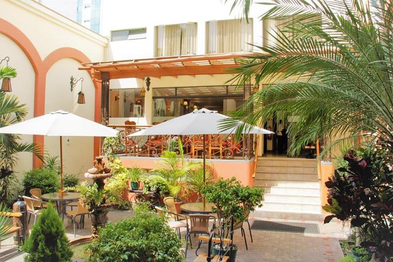 Hotel El Ducado em Lima