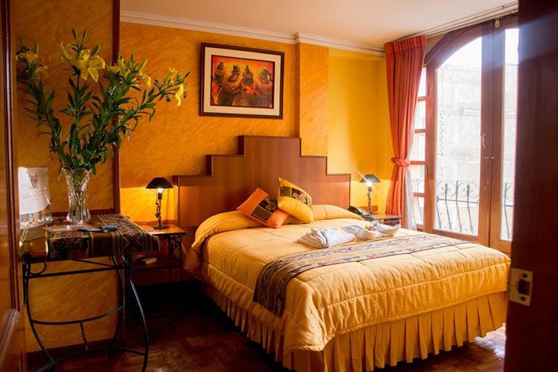 Hotel Las Brisas em La Paz na Bolívia