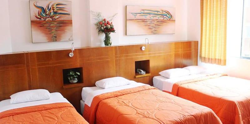 Hotel Soul Mate Inn em Lima