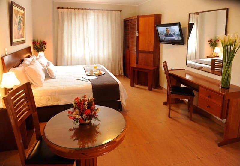 Hotel Stefano's em Lima
