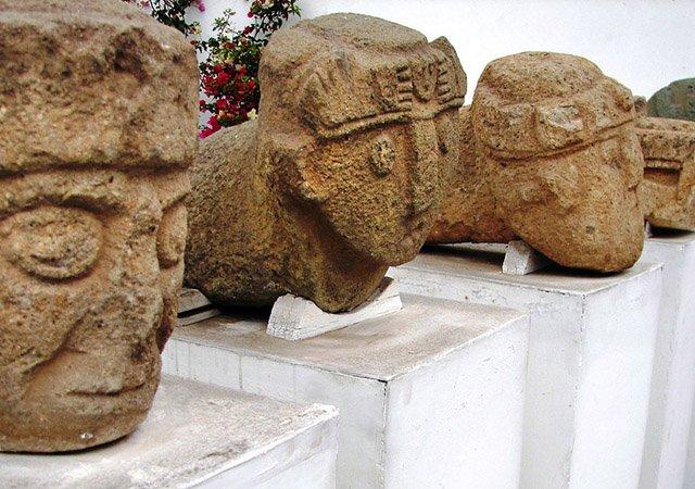 Museu Nacional de Arqueologia em Lima