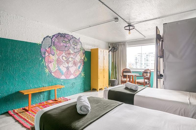 Hotel Selina em Lima