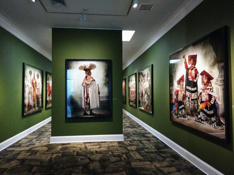 Exposição Peruana do MATE: Museu Mario Testino em Lima