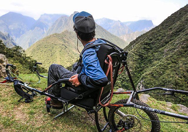 Deficientes físicos em Cusco