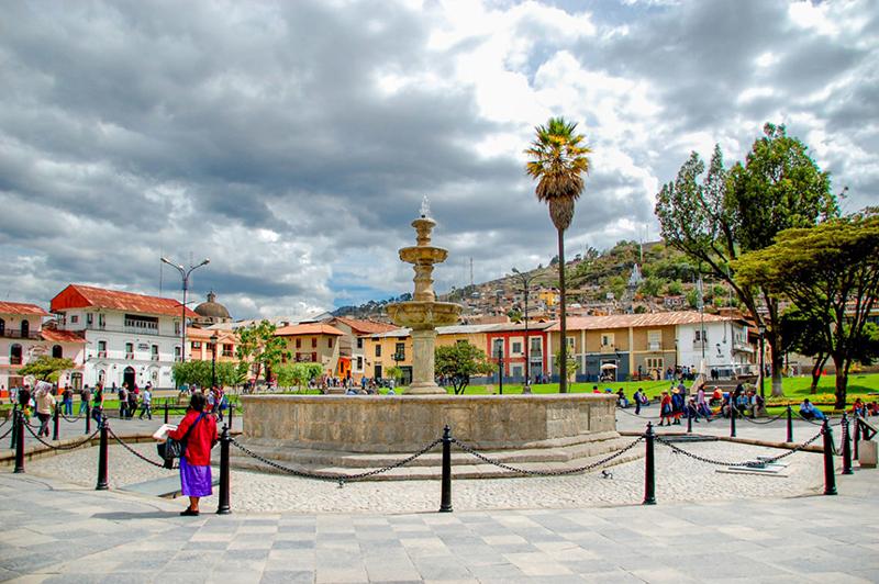 Centro de Cajamarca