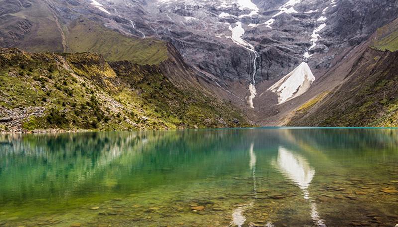 Melhores paisagens no Peru