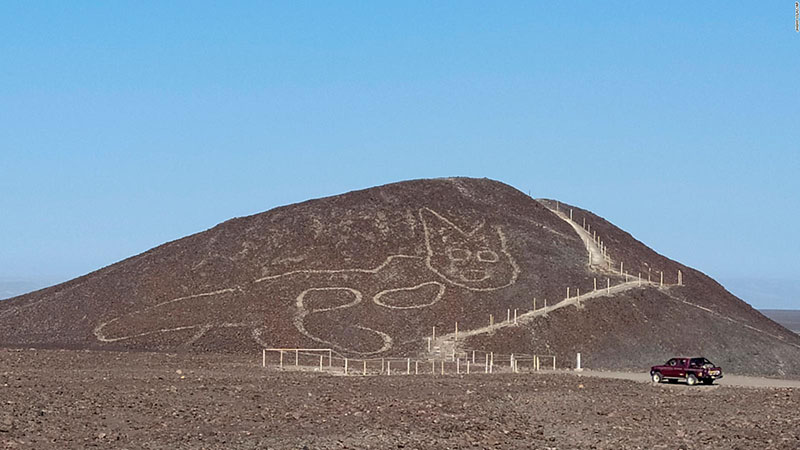 Como chegar a Nazca