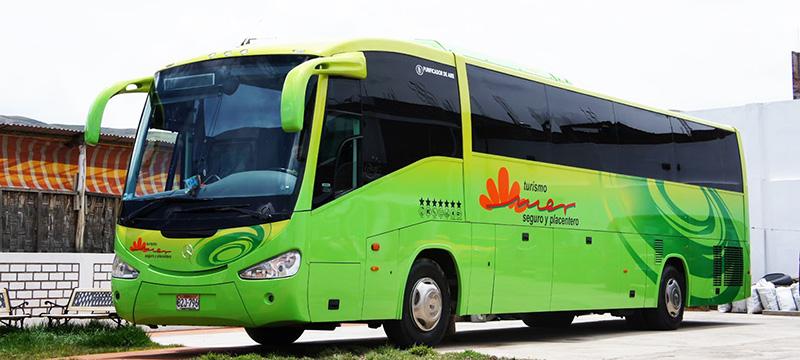 Ônibus em Cusco