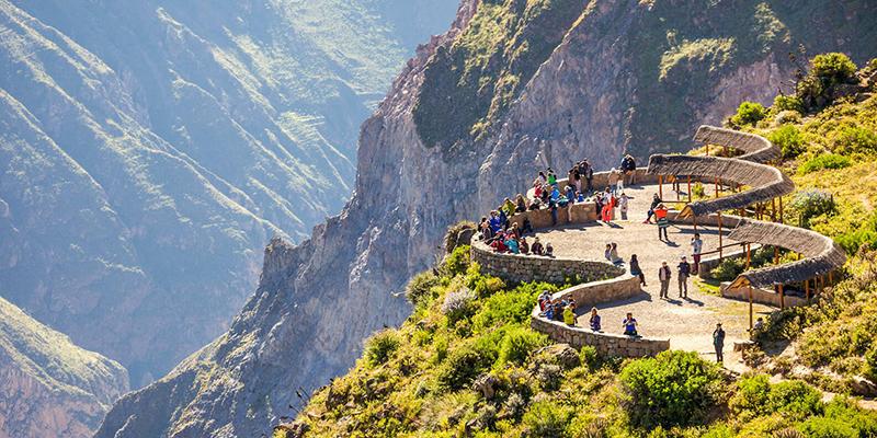 Cânion del Colca em Arequipa