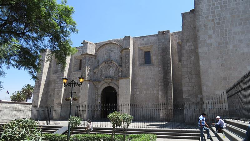 Convento de Santa Teresa em Arequipa