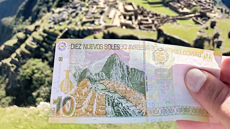 Cédula Nuevo Sol no Peru